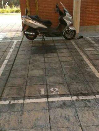 Plaza Garaje Parla Este