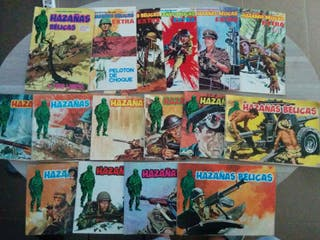 Comics HAZAÑAS BELICAS, editorial URSUS