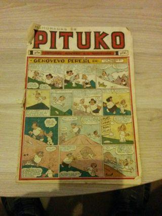 Comic PITUKO original