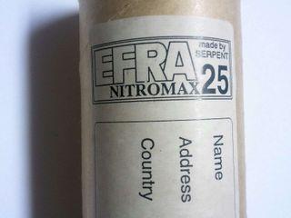 Nitromax 25 Efra by Serpent