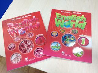 Enlish World 1 PB, WB