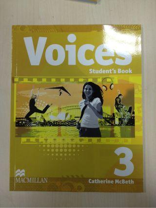 Ingles, Voices 3, Macmillan