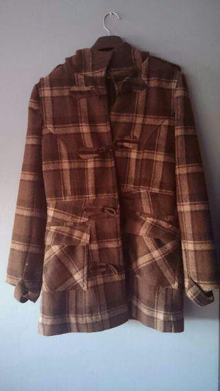 Abrigo tipo vintage