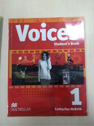Ingles Voices 1, Macmillan