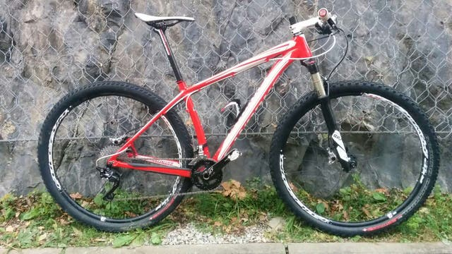Specialized Stumpjumper S-Works M 17,5""