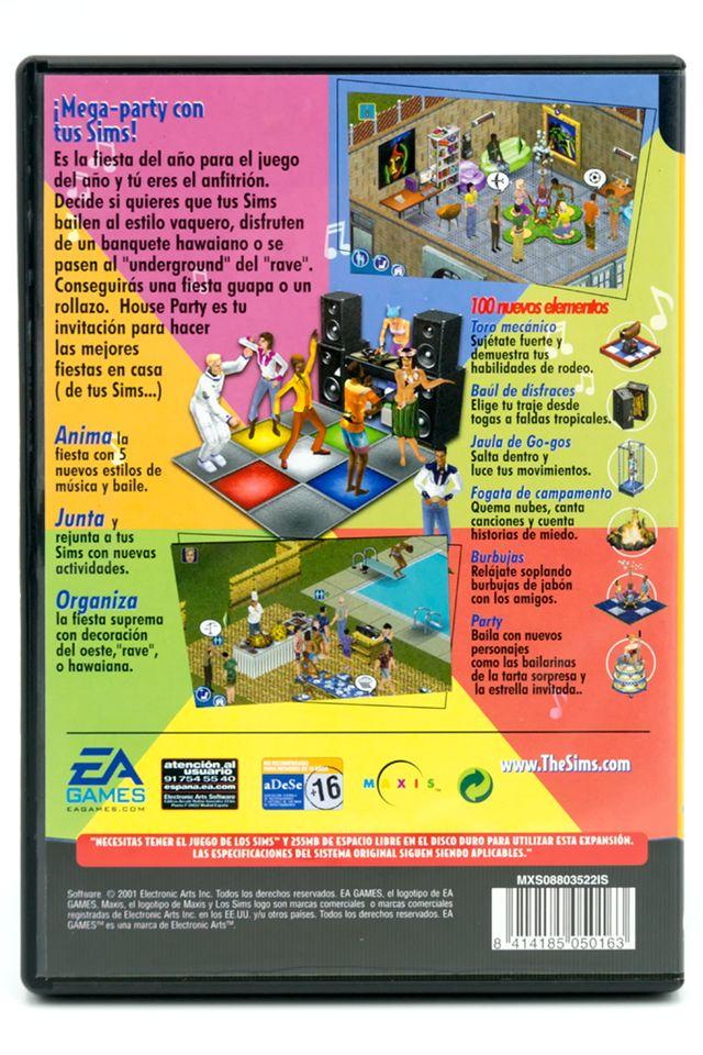 Juego Pc Expansión Sims 1 House Party De Segunda Mano Por 1 5 En Barcelona En Wallapop