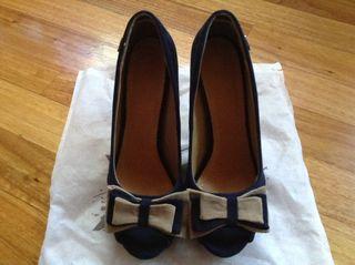 Zapato de Tacón Xti
