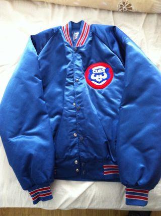 "Beibolera Chalk Line ""made In Usa"" Chicago Cubs"