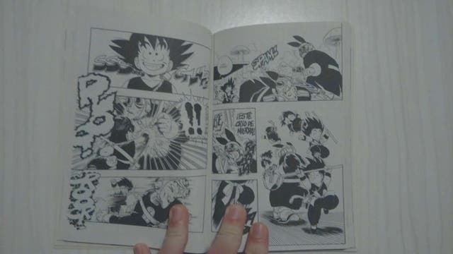 Dragon Ball volumen 2