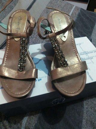 zapatos de fiesta de segunda mano en ourense en wallapop
