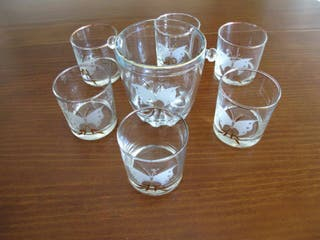 Cristaleria Juego de licor