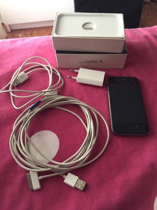 Iphone 4 Libre 16gb