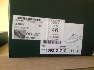 Segunda Por Zapatos 25 De Mano Clarks qBFvHwURa