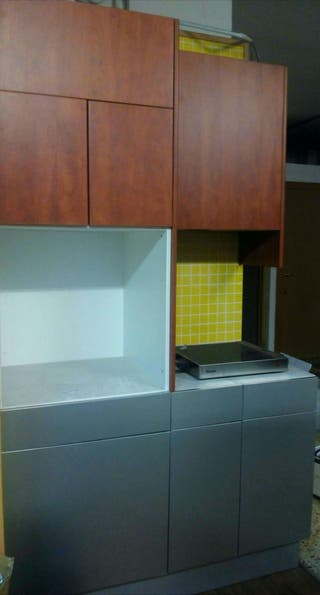 Mueble cocina o lavadero camping o apartamento de segunda for Mueble cocina camping