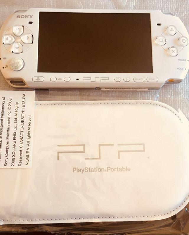 PSP EDICIÓN DISSIDIA FINAL FANTASY + REGALOS