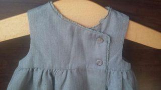 Vestido neck and neck