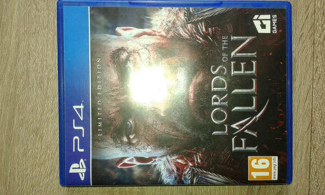 Lord of the fallen PS4