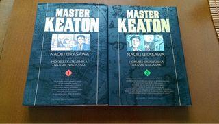 Manga Master Keaton
