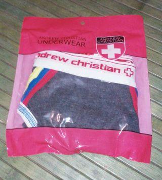 ANDREW CHRISTIAN SLIP