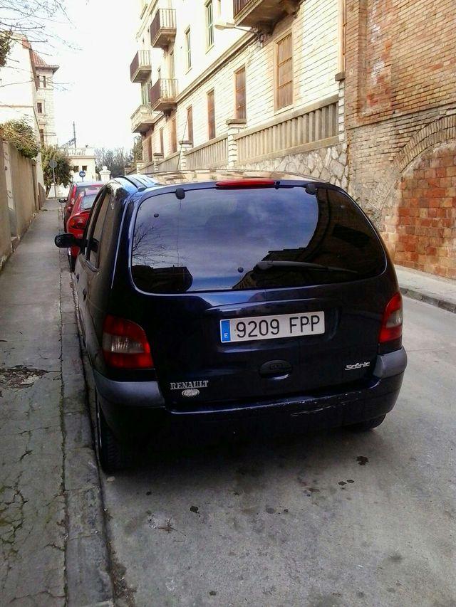Renault scenic 1,9
