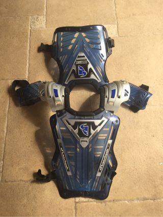 Peto O Pechera Motocross