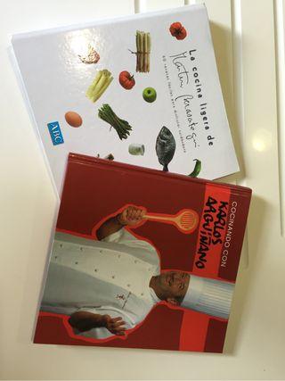 Lote Libros Cocina