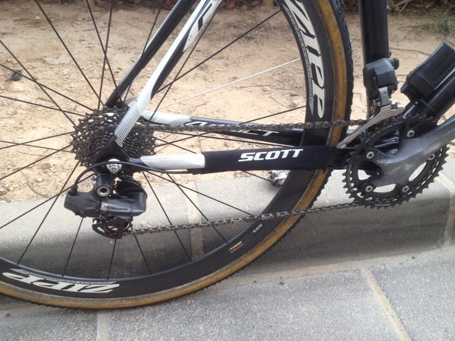 Bicicleta Scott Addic Ciclocross