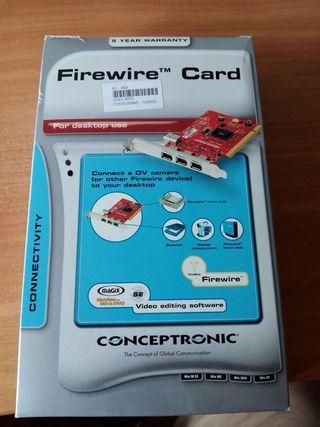 Firewire conceptronic