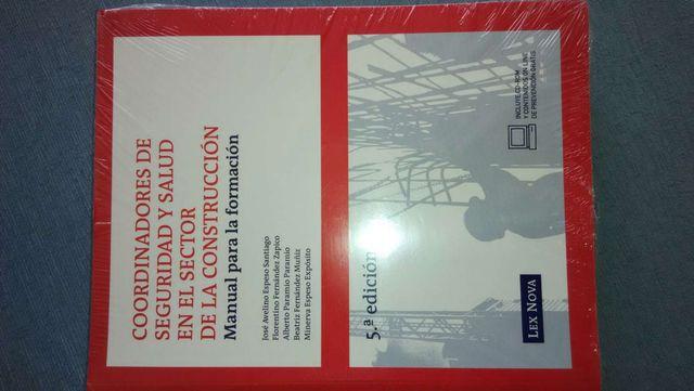 Manual De Curso De Coordinador De Seguridad Y Salud De