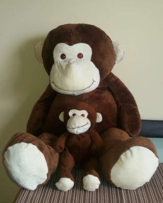 Monos de peluche
