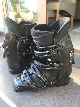 Botas De Esquí Nordica 26 - 26.5