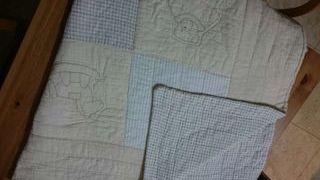 Colcha cuna reversible 110*160 de Textura