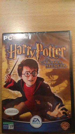 Harry Potter y la Cámara Secreta PRECINTADO