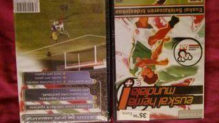 Video-juego para PC. Euskal Selekzioa.