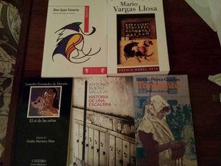 Conjunto de libros clásicos