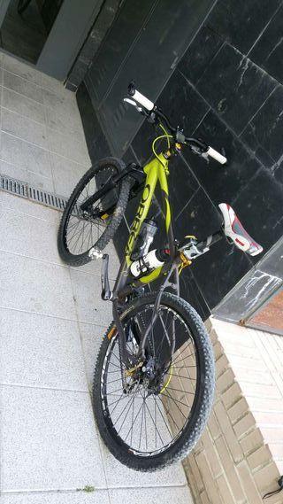 Bicicleta de montaña orbea zaphir