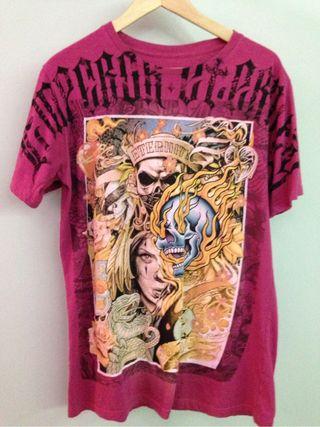 Camiseta Hombre T.M