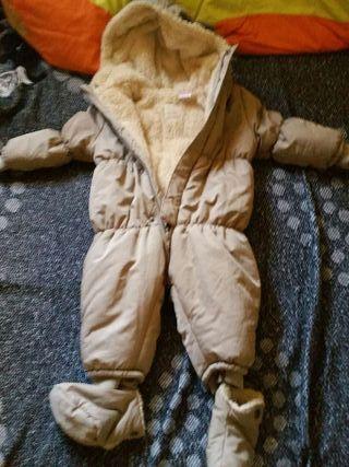 Mono polar Zara 6-9 meses