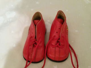 Zapatos Ferrari talla 18