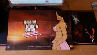 Poster vice city