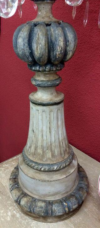 Antiguo Candelabro