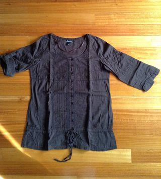 Camisa Marrón