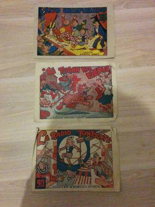 Comics COLECCIÓN ACROBÁTICA INFANTIL originales