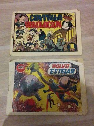 Comics EL MUNDO FUTURO Y CENTELLA