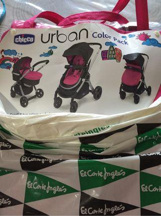 Carro Urban+ Kit Accesorios Carro Chicco Urban Duo