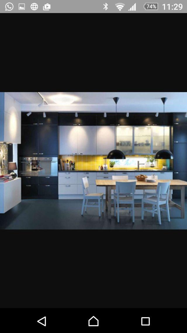 Montador muebles de cocina y hogar ikea kits de segunda mano en alcorc n en wallapop - Muebles de cocina en kit ikea ...
