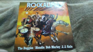Disco vinilo LP Rockalipsis 1980