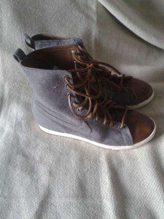 Zapatillas bota nike