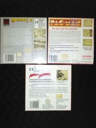Juegos Originales Game Boy