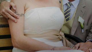Vestido de novia muy comodo